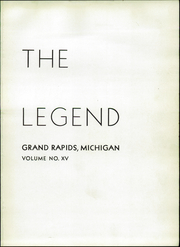 Page 5, 1940 Edition, Ottawa Hills High School - Legend Yearbook (Grand Rapids, MI) online yearbook collection