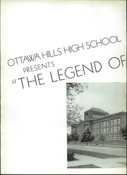 Page 6, 1940 Edition, Ottawa Hills High School - Legend Yearbook (Grand Rapids, MI) online yearbook collection