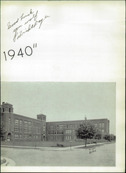 Page 7, 1940 Edition, Ottawa Hills High School - Legend Yearbook (Grand Rapids, MI) online yearbook collection