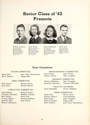 Page 39, 1942 Edition, Ottawa Hills High School - Legend Yearbook (Grand Rapids, MI) online yearbook collection