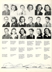 Page 40, 1942 Edition, Ottawa Hills High School - Legend Yearbook (Grand Rapids, MI) online yearbook collection
