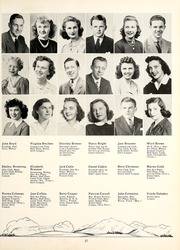 Page 41, 1942 Edition, Ottawa Hills High School - Legend Yearbook (Grand Rapids, MI) online yearbook collection