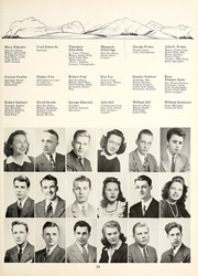 Page 43, 1942 Edition, Ottawa Hills High School - Legend Yearbook (Grand Rapids, MI) online yearbook collection