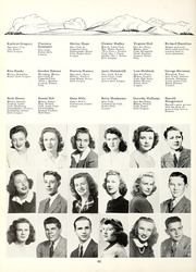 Page 44, 1942 Edition, Ottawa Hills High School - Legend Yearbook (Grand Rapids, MI) online yearbook collection