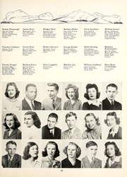 Page 45, 1942 Edition, Ottawa Hills High School - Legend Yearbook (Grand Rapids, MI) online yearbook collection
