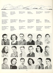Page 46, 1942 Edition, Ottawa Hills High School - Legend Yearbook (Grand Rapids, MI) online yearbook collection