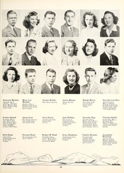 Page 47, 1942 Edition, Ottawa Hills High School - Legend Yearbook (Grand Rapids, MI) online yearbook collection