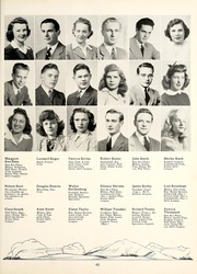 Page 49, 1942 Edition, Ottawa Hills High School - Legend Yearbook (Grand Rapids, MI) online yearbook collection