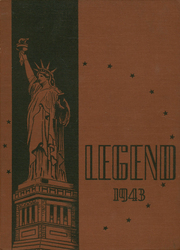 Ottawa Hills High School - Legend Yearbook (Grand Rapids, MI) online yearbook collection, 1943 Edition, Page 1