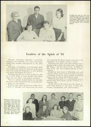 Page 12, 1954 Edition, Ottawa Hills High School - Legend Yearbook (Grand Rapids, MI) online yearbook collection