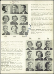 Page 13, 1954 Edition, Ottawa Hills High School - Legend Yearbook (Grand Rapids, MI) online yearbook collection