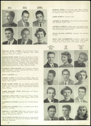 Page 14, 1954 Edition, Ottawa Hills High School - Legend Yearbook (Grand Rapids, MI) online yearbook collection