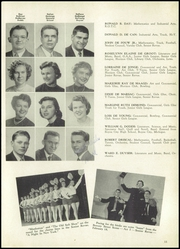 Page 15, 1954 Edition, Ottawa Hills High School - Legend Yearbook (Grand Rapids, MI) online yearbook collection