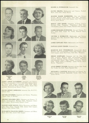 Page 16, 1954 Edition, Ottawa Hills High School - Legend Yearbook (Grand Rapids, MI) online yearbook collection