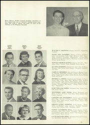 Page 17, 1954 Edition, Ottawa Hills High School - Legend Yearbook (Grand Rapids, MI) online yearbook collection