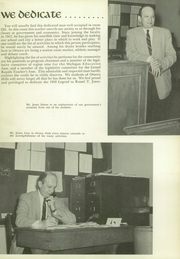 Page 8, 1959 Edition, Ottawa Hills High School - Legend Yearbook (Grand Rapids, MI) online yearbook collection