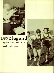Page 7, 1972 Edition, Wawasee High School - Legend Yearbook (Syracuse, IN) online yearbook collection