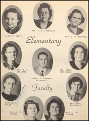 Page 12, 1950 Edition, West Lamar High School - Leopard Yearbook (Lamar County, TX) online yearbook collection