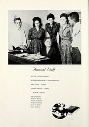 Page 10, 1961 Edition, West Lamar High School - Leopard Yearbook (Lamar County, TX) online yearbook collection