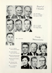Page 16, 1961 Edition, West Lamar High School - Leopard Yearbook (Lamar County, TX) online yearbook collection