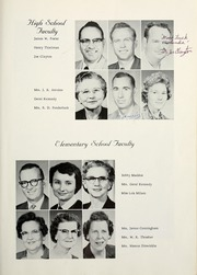 Page 17, 1961 Edition, West Lamar High School - Leopard Yearbook (Lamar County, TX) online yearbook collection
