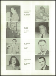 Page 10, 1956 Edition, Lincoln High School - Liberator Yearbook (Ypsilanti, MI) online yearbook collection