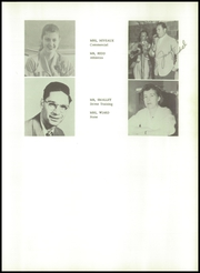 Page 11, 1956 Edition, Lincoln High School - Liberator Yearbook (Ypsilanti, MI) online yearbook collection