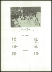 Page 12, 1956 Edition, Lincoln High School - Liberator Yearbook (Ypsilanti, MI) online yearbook collection