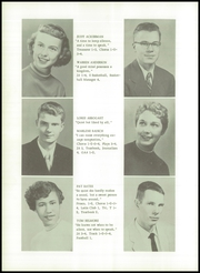 Page 16, 1956 Edition, Lincoln High School - Liberator Yearbook (Ypsilanti, MI) online yearbook collection