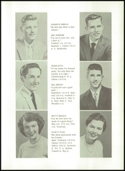Page 17, 1956 Edition, Lincoln High School - Liberator Yearbook (Ypsilanti, MI) online yearbook collection