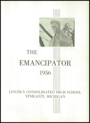Page 5, 1956 Edition, Lincoln High School - Liberator Yearbook (Ypsilanti, MI) online yearbook collection