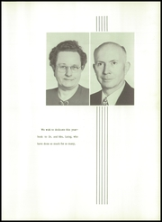Page 7, 1956 Edition, Lincoln High School - Liberator Yearbook (Ypsilanti, MI) online yearbook collection