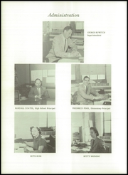 Page 8, 1956 Edition, Lincoln High School - Liberator Yearbook (Ypsilanti, MI) online yearbook collection