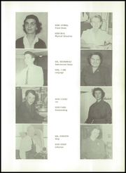 Page 9, 1956 Edition, Lincoln High School - Liberator Yearbook (Ypsilanti, MI) online yearbook collection
