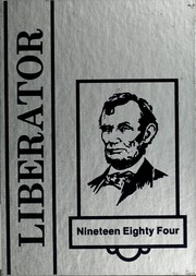 1984 Edition, Lincoln High School - Liberator Yearbook (Ypsilanti, MI)