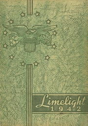 1942 Edition, Genoa Area High School - Limelight Yearbook (Genoa, OH)
