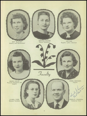 Page 13, 1949 Edition, Genoa Area High School - Limelight Yearbook (Genoa, OH) online yearbook collection