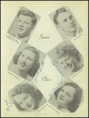 Page 17, 1949 Edition, Genoa Area High School - Limelight Yearbook (Genoa, OH) online yearbook collection