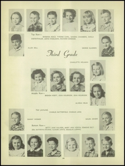 Page 40, 1949 Edition, Genoa Area High School - Limelight Yearbook (Genoa, OH) online yearbook collection