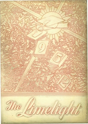 1952 Edition, Genoa Area High School - Limelight Yearbook (Genoa, OH)