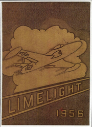 1956 Edition, Genoa Area High School - Limelight Yearbook (Genoa, OH)
