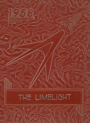 1958 Edition, Genoa Area High School - Limelight Yearbook (Genoa, OH)