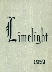 Page 1, 1959 Edition, Genoa Area High School - Limelight Yearbook (Genoa, OH) online yearbook collection
