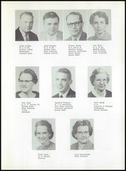 Page 15, 1959 Edition, Genoa Area High School - Limelight Yearbook (Genoa, OH) online yearbook collection