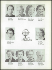 Page 16, 1959 Edition, Genoa Area High School - Limelight Yearbook (Genoa, OH) online yearbook collection