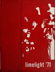 1971 Edition, Genoa Area High School - Limelight Yearbook (Genoa, OH)