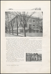 Page 13, 1922 Edition, Columbus North High School - Log Yearbook (Columbus, IN) online yearbook collection