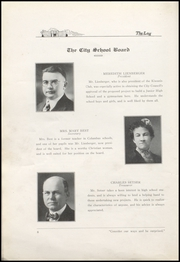 Page 14, 1922 Edition, Columbus North High School - Log Yearbook (Columbus, IN) online yearbook collection