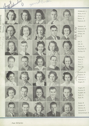 Page 36, 1941 Edition, Columbus North High School - Log Yearbook (Columbus, IN) online yearbook collection