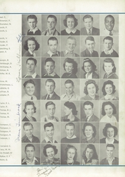 Page 39, 1941 Edition, Columbus North High School - Log Yearbook (Columbus, IN) online yearbook collection